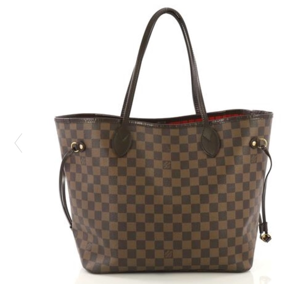 Louis Vuitton Handbags - Daniel Ebene Neverfull MM